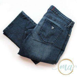 GUESS Low Rise Straight Leg Jeans Grace Fit - 28
